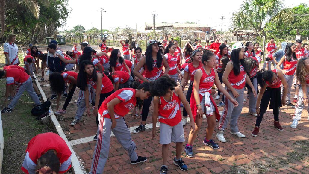 Culminância do projeto interdisciplinar do 7°. Visita ao Parque Chico Mendes.